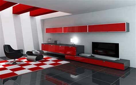 modern furniture and interior design creates