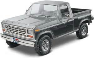 revell 1 24 ford ranger plastic model kit