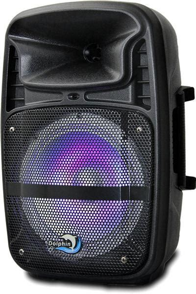 Dolphin SP 8ERBT Rechargeable 8 Inch Bluetooth Party