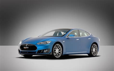 Tesla Car Wallpaper Hd by 2015 Brabus Tesla Model S Wallpaper Hd Car Wallpapers