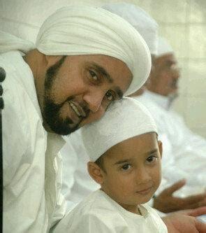 profil habib rizieq dan anaknya profil dan biodata habib syech bin abdul qodir assegaf
