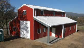 metal building home kits o connell steel buildings home