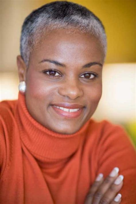 old women american women with black hair 5 good short normal haircuts for natural colored african