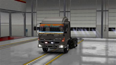 hino   smt ets mods euro truck simulator  mods etsmodslt