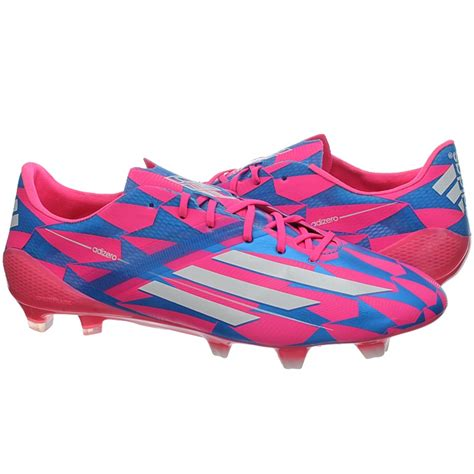 adidas f50 adizero fg s soccer cleats pink or white sockliners new ebay