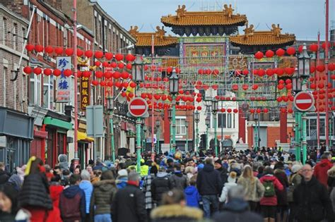 new year chinatown liverpool with mental age of a toddler had benefits stopped