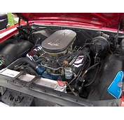 Ford FE Engine