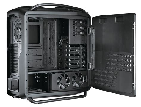Cooler Master Cosmos Ii cooler master cosmos ii ultra tower computer with metal and hinged side panels