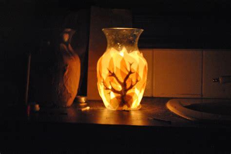 Burning Lights by Diy Burning Bush Luminar Tutorial For Shavuot Or