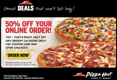 pizza hut pizza coupons pizza deals pizza delivery 3 topping stuffed crust pizza for 12 99 expired on