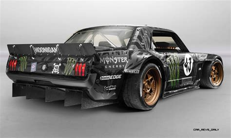 hoonigan mustang drifting ford mustang hoonicorn by rtr and autosport dynamics