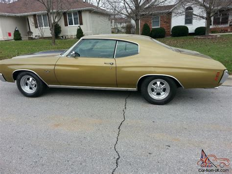 Malibu Since 1971 1971 chevrolet chevelle malibu ss or clone 454 with floor
