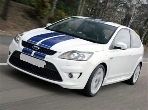 """2011 2013 ford focus 8"""" rally stripes fit all body styles"""