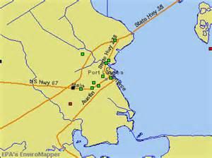 port lavaca tx 77979 profile population maps