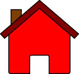 house clip at clker vector clip