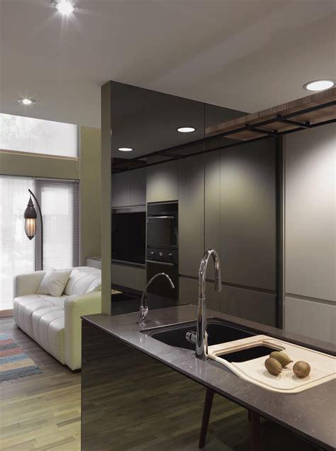 storey apartment  hozo interior design myhouseidea