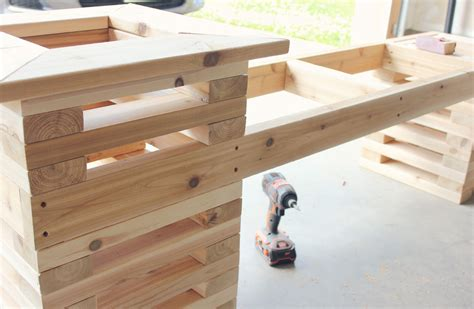 How To Build A Planter Bench by Summer Diy Challenge With The Home Depot The Build
