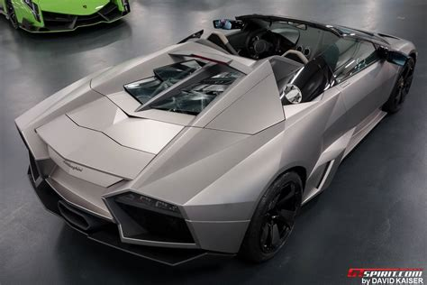 Lamborghini Revento Photo Of The Day Lamborghini Reventon Roadster Gtspirit