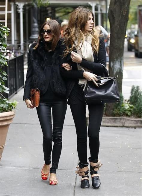J2 Legging Fashion D0972 Black inspo black because im addicted
