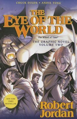 novellas the eye the the eye of the world the graphic novel volume two andie tong 9780765337870