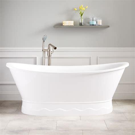 freestanding bathtub boyce acrylic freestanding tub bathroom