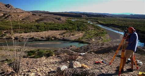 Sul Ross Mba mountain trail daily photo confluence the big bend