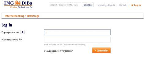 deutsche bank studentenkonto onlinebanking ing diba deutsche bank broker