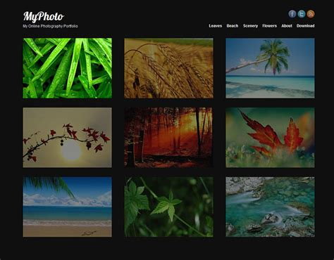 gallery themes for wordpress free 10 wordpress themes for photo gallery and portfolio website
