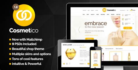 Modern Events Calendar V2 3 0 Responsive Event Scheduler Booking cosmetico v1 8 responsive ecommerce theme themes24x7 free premium and