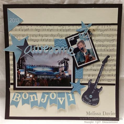 Creating Hybrid Scrapbook Layouts The Mad Cropper 4 by Top 25 Ideas About Concert Scrapbook Ideas On