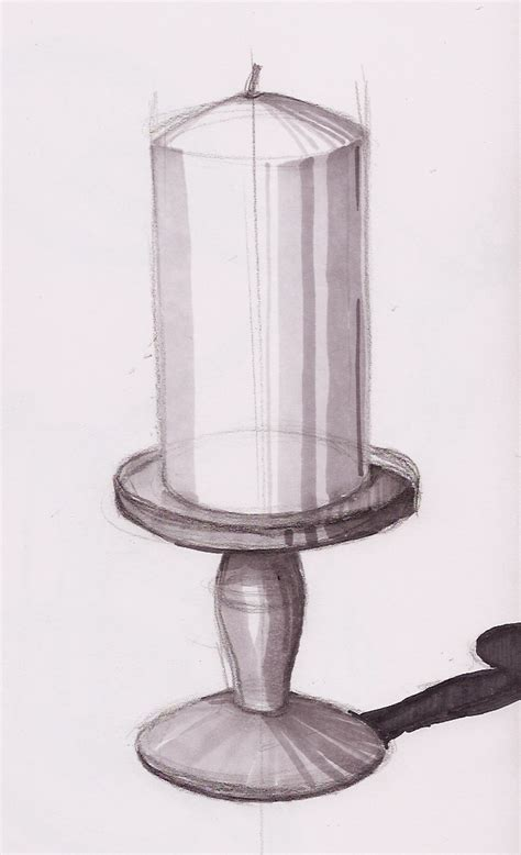 Dining Room Table Modern object sketch 365 by scott hulme