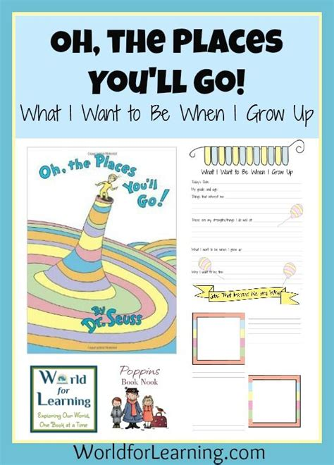 planning go and grow oh the places you ll go free printable when i grow up