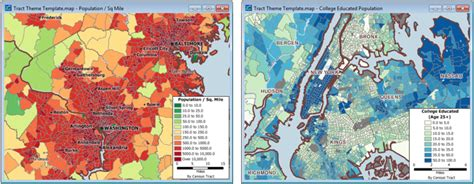 Mba Program Tuition Comparison Dc Area by Tract Mapping Software