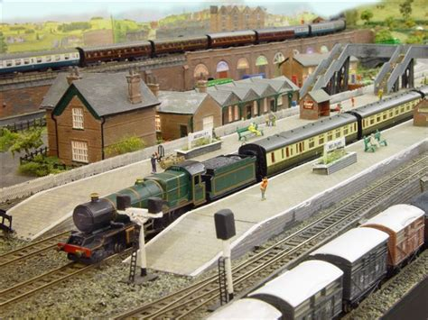 Chelmsford And District Model Railway Club Club Layouts