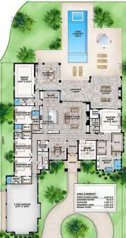 contemporary plan 25 best ideas about 5 bedroom house plans on