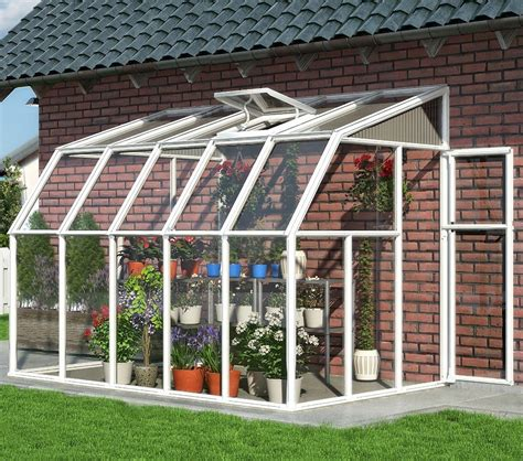 6x10 Lean To Shed How To Build A Greenhouse Thedevelopmentalgarden