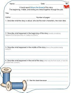 17 Best Ideas About Book Report Templates On Pinterest Book Reports Reading Activities And Poetry Book Review Template