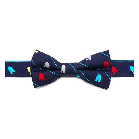 R2 Oneck Striped ties fashion design style