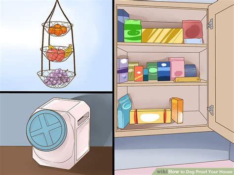 dog proofing your house 3 ways to dog proof your house wikihow