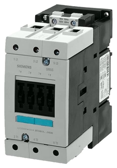 Contactor Siemens 3rt1045 1a 3rt1045 1an20 contactor 80 3 pole with a 220v50 60hz