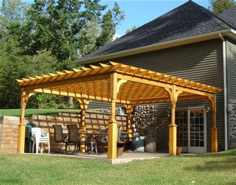 pergola design ideas 20 x 20 pergola perfect construction