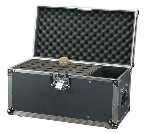 fireproof storage containers fireproof storage box for microphone for wireless mic