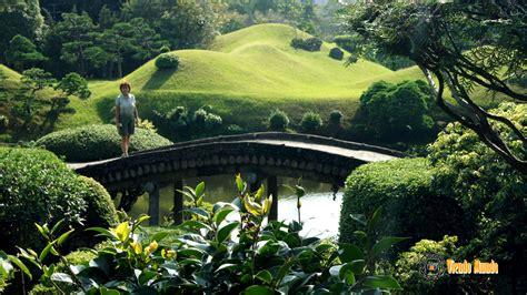 imagenes de jardines japon viendo mundo sensaciones enlos jardines japoneses japon