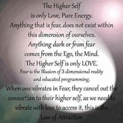 Higher Selves - higher self quotes quotesgram