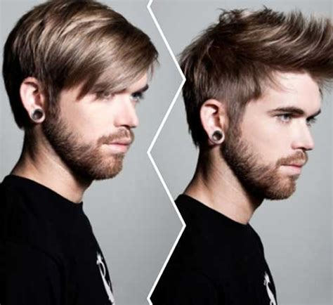 Hairstyles For Medium Hair Undercut by 20 Cool Medium Hairstyles Mens Hairstyles 2018