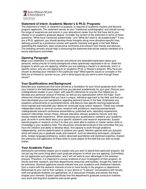 Personal Statement Mba Sle Essays by Statement Of Purpose For Graphic Design Sle Statement Of