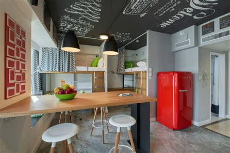 beautiful houses stylish student apartment in hong kong