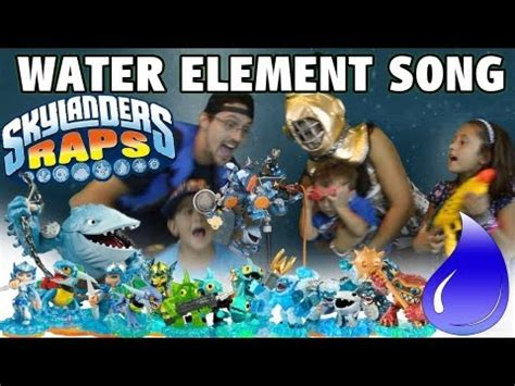 Kaos Teletubbies New Fp900 skylanders raps element song 400th phim clip