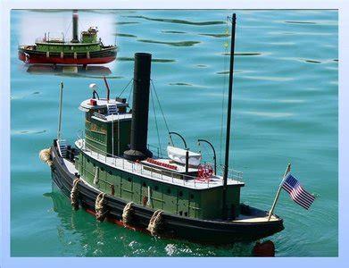 conventionele sleepboot brooklyn tug modelbouwdekombuis