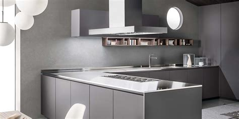 mobili meda cucine one cucine moderne di design ernestomeda